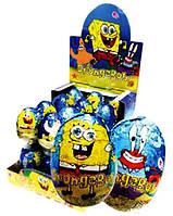 Шоколадное яйцо Sponge Bob