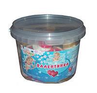 Желейная конфета Сердце Валентинка 600гр