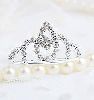 Свадебная диадема Мини Корона