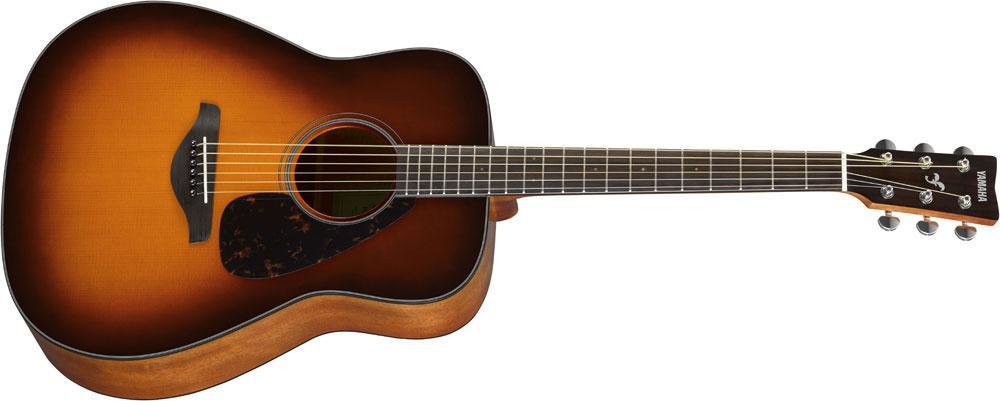 Акустическая гитара Yamaha FG800 BS