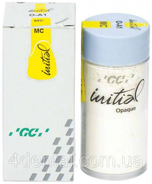 INITIAL MC Powder Opaque 50гр O-A4 NaviStom