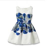 Платье для девочки летнее нарядное