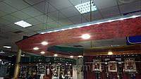 Освещение магазинов, торговых центров