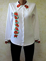 Рубашка Вышиванка для девушек (подростковая)
