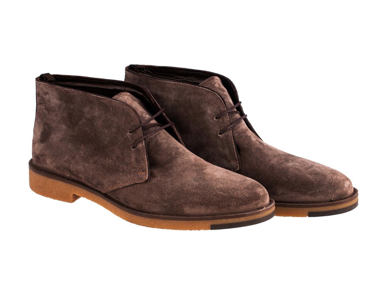 Ботинки Etor 10982-04507-0205 коричневые