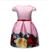 Платье  для девочки нежное нарядное