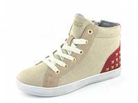 Детская спортивная обувь кеды B&G:BG2215-545,  р.32(21 см)