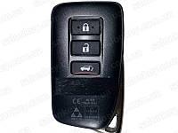 Ключ Lexus BG1EW Toyota H chip P1: A8
