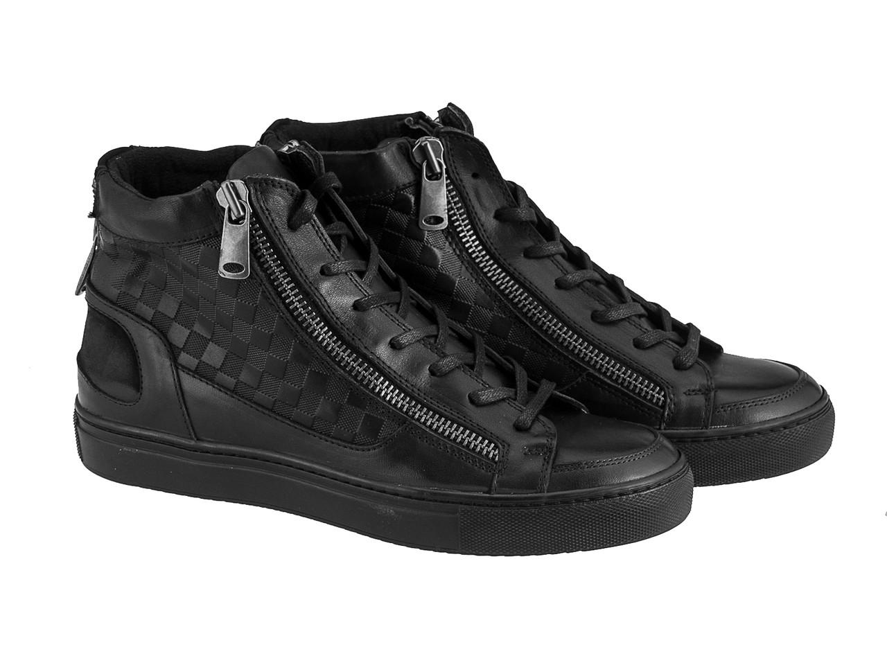 Ботинки Etor 12137-07162 черные