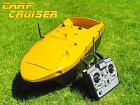 Карповый кораблик CarpCruiser Boat YF7 с эхолотом LUCKY FF718W, для рыбалки для прикормки
