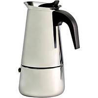 Кофеварка гейзерная на 4 чашки (350 мл)