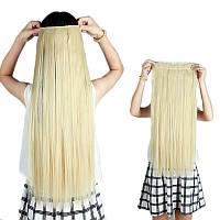 Волосы ТЕРМО на заколках тресс прядь  60см №613