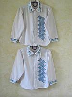 Рубашка Вышиванка для мальчика (от 4 до 10 лет)