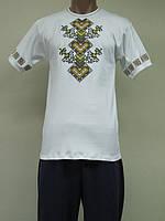 Футболка с вышивкой мужская Сорочинцы