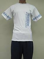 Футболка с вышивкой мужская Украинец