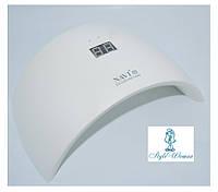 UV-LED Лампа SUN 24W профессиональная лампа для сушки ногтей c дисплеем