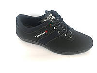Туфли  на шнурках мужские черный Cardinal Т-2