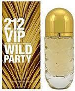 Туалетная вода Carolina Herrera 212 VIP Wild Party(каролина херрера) 80 мл