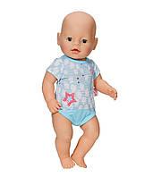 Одежда для куклы Боди 43 см Baby Born Zapf Creation 822074