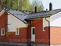 Металлические ограждения для крыши