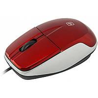 Мишка Defender Optimum MS-940 USB red (52941)