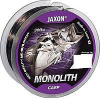 Леска JAXON Monolith Carp 0.35mm 300m