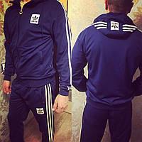 """Спортивный костюм мужской """" Adidas """" 1065 рус"""
