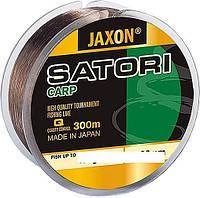 Леска JAXON Satori Carp 0.30mm 600m