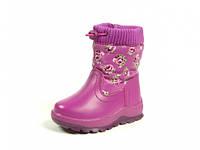 Детские зимние ботинки J&G:A-9161-9,р.24,25,26,27,28