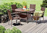 """Садовый обеденный комплект мебели """"La belle"""""""
