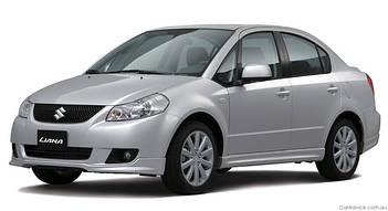 Автомобильные стекла для SUZUKI LIANA