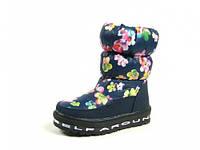 Детские зимние ботинки J&G:B-3318-11,р.26,27,28,29
