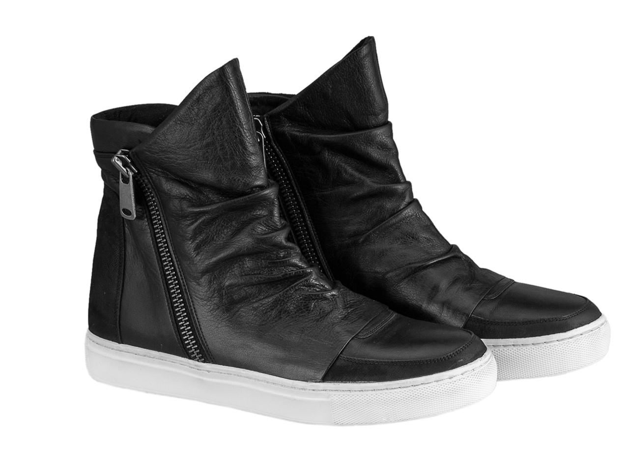 Ботинки Etor 8691-7162 черные