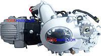 Двигатель Alpha Sport 110cс c механичкской коробкой передач (выбито 49 сс)