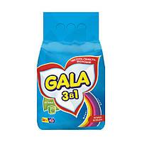 Стиральный порошок Gala Автомат Яркие цвета 3 кг 00470