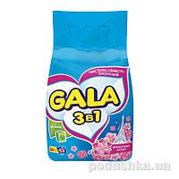 Стиральный порошок Gala Автомат Французский аромат 1,5 кг 37979