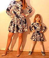 Комплект мама+дочка