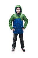 """Куртка для мальчика подростка, """"Парка-6"""""""