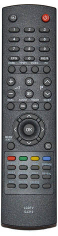 Пульт для SHARP LCDTV GJ210, фото 2