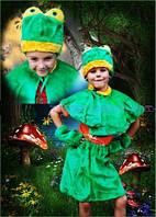 Карнавальный костюм Лягушка в пакете (возраст 3-5 лет)