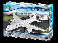 Конструктор Самолет Boeing-777, серия Техника, COBI