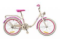 """Велосипед складной для подростка девочки Дорожник Star 20"""" розовый"""
