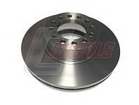 Тормозной диск передний Peters PT 036.144-00 для Man Tga 02.2004+