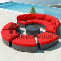 Мебель для террас и открытых площадок