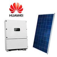 Сетевая электростанция под Зеленый тариф 12 кВт