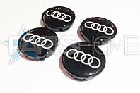 Колпачки в диски Audi 59-57мм