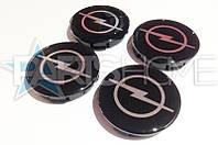 Колпачки в диски Opel 59-57мм