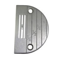 Игольная пластина 147150W SUNAFF (легкие ткани)