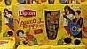 Чай Lipton 100 пакетиков с чашкой