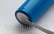 Стрічка сталева нікельована 0,15 х 8,0 мм для зварювання акумуляторів, 1м